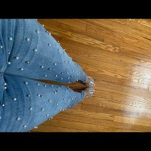 Denim - Pearl jeans 😍